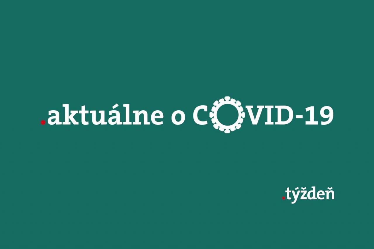 Koronavírus ONLINE: Poslanec Blaha má koronavírus. V Nitre sprísňujú opatrenia |  | .týždeň - iný pohľad na spoločnosť