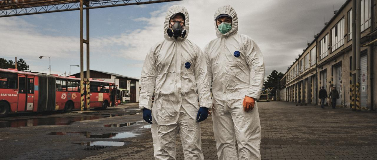 Téma .týždňa: COVID-19. Ako zvládnuť pandémiu?
