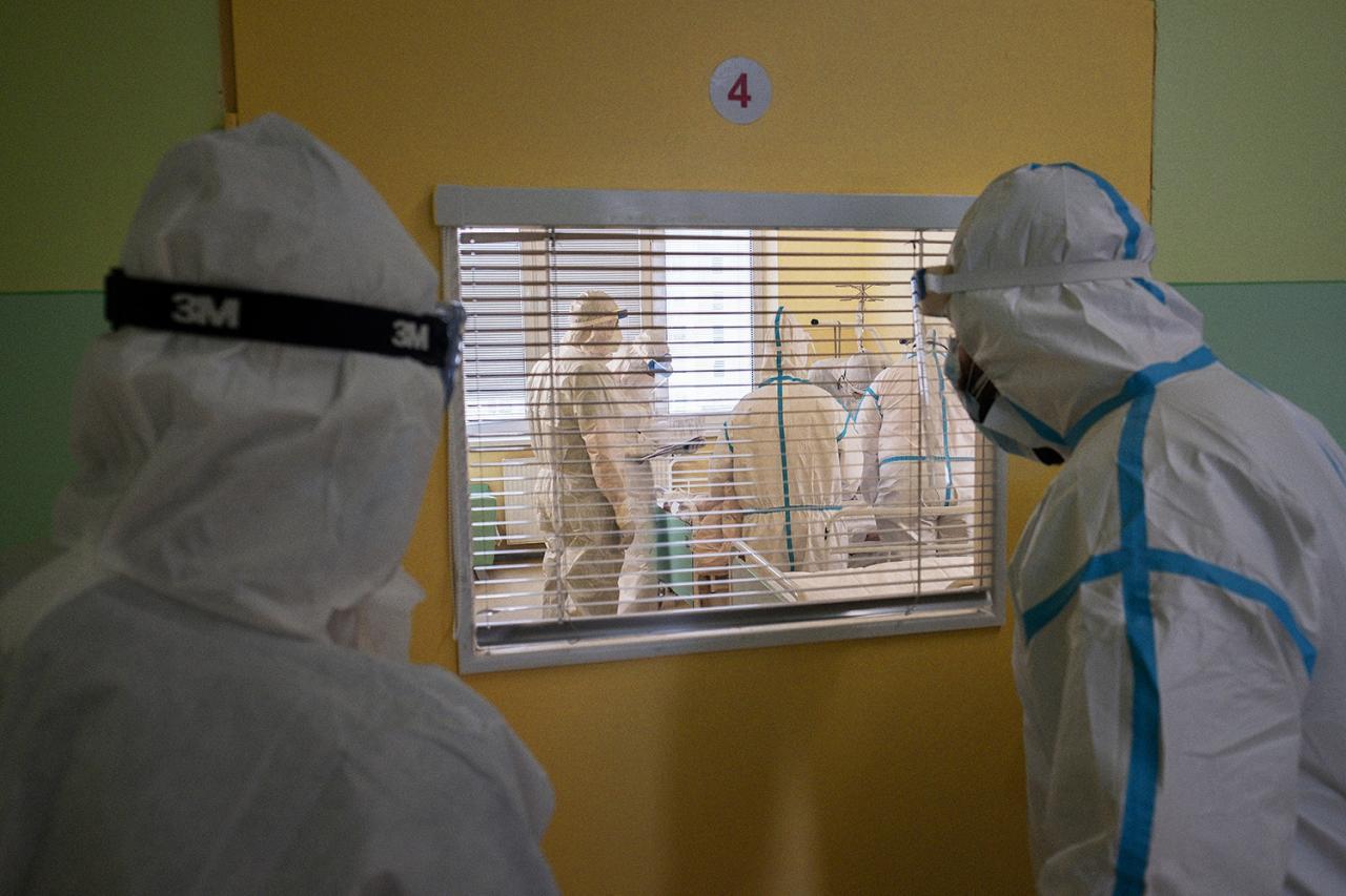 Téma .týždňa: Pandemia magistra vitae
