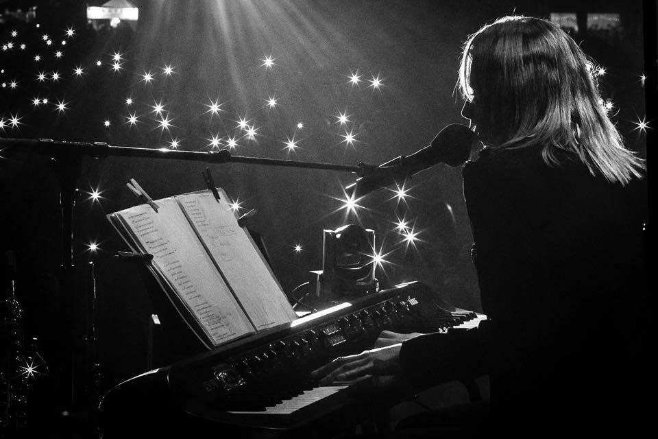 Dorota Nvotová & piano