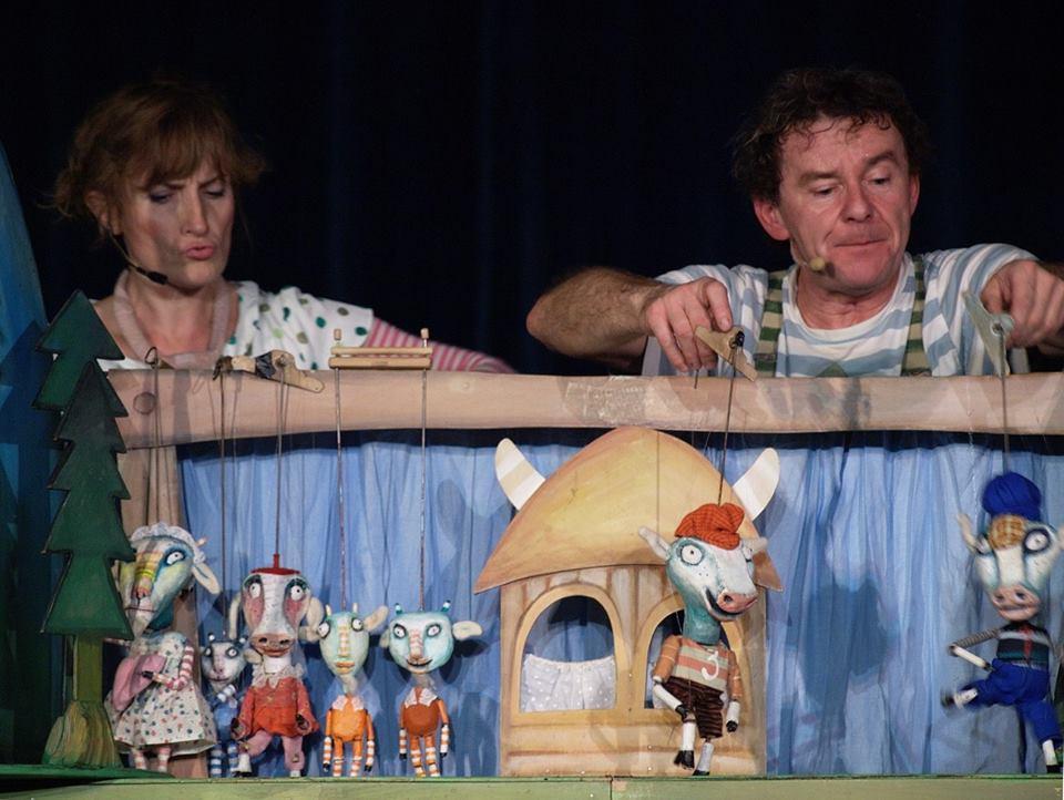 Divadlo pre deti: Rozprávka