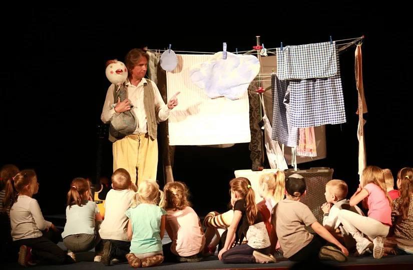 Divadlo Žihadlo: Kohútik a sliepočka