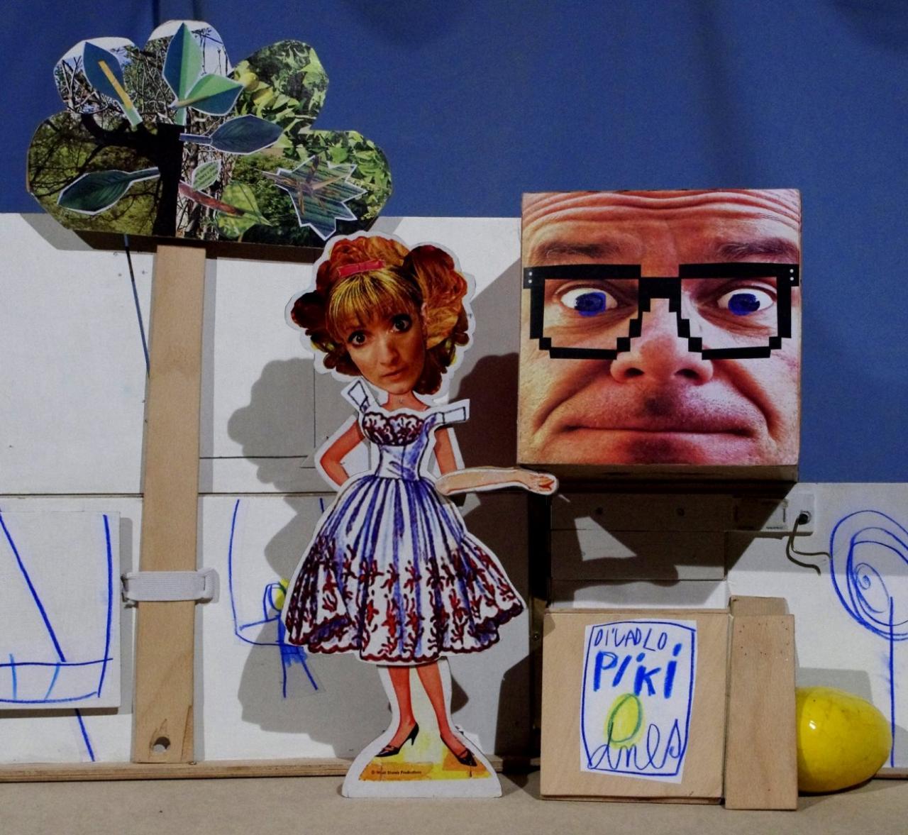Divadlo pre deti: Babička z vajíčka