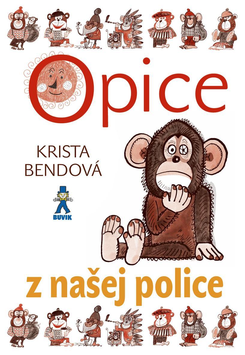 Divadlo pre deti: Opice z našej police