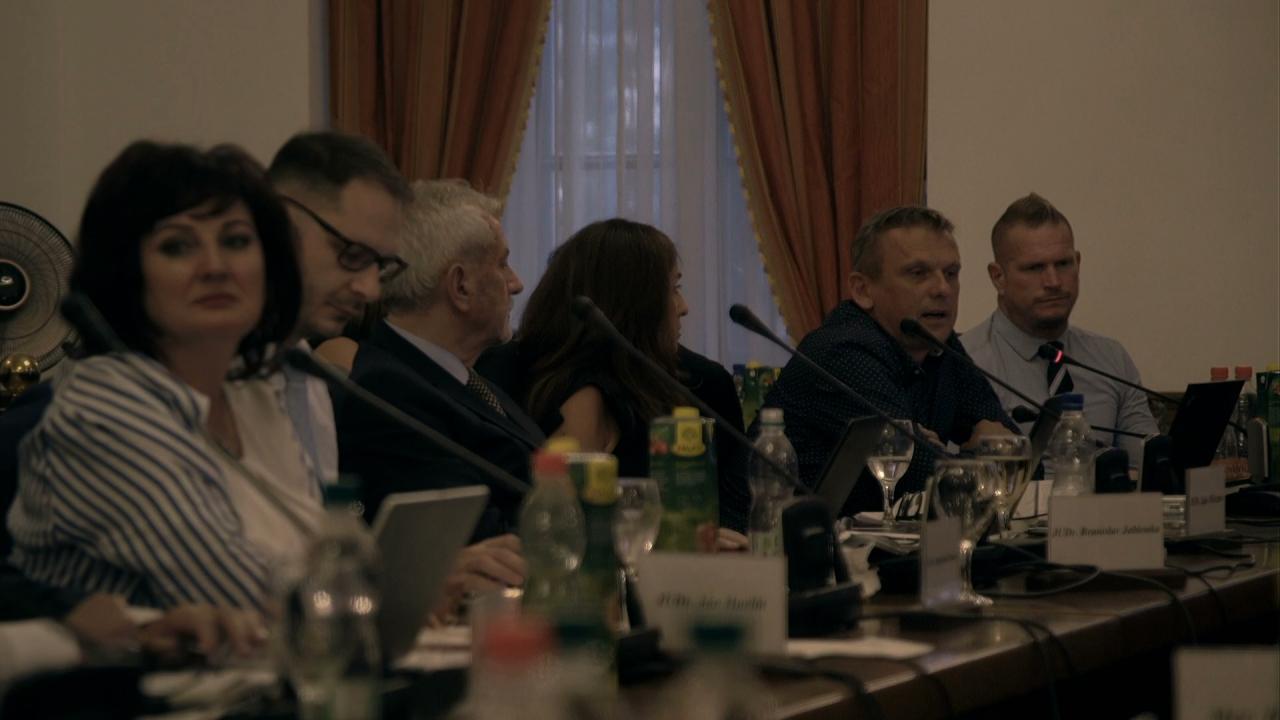 Exkluzívne premietanie ukážky filmu V HMLE Zuzany Piussi