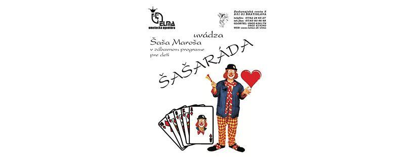 Divadlo pre deti: Šašariáda