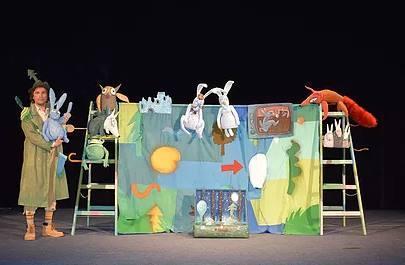 Divadlo pre deti: Zajko Lajko