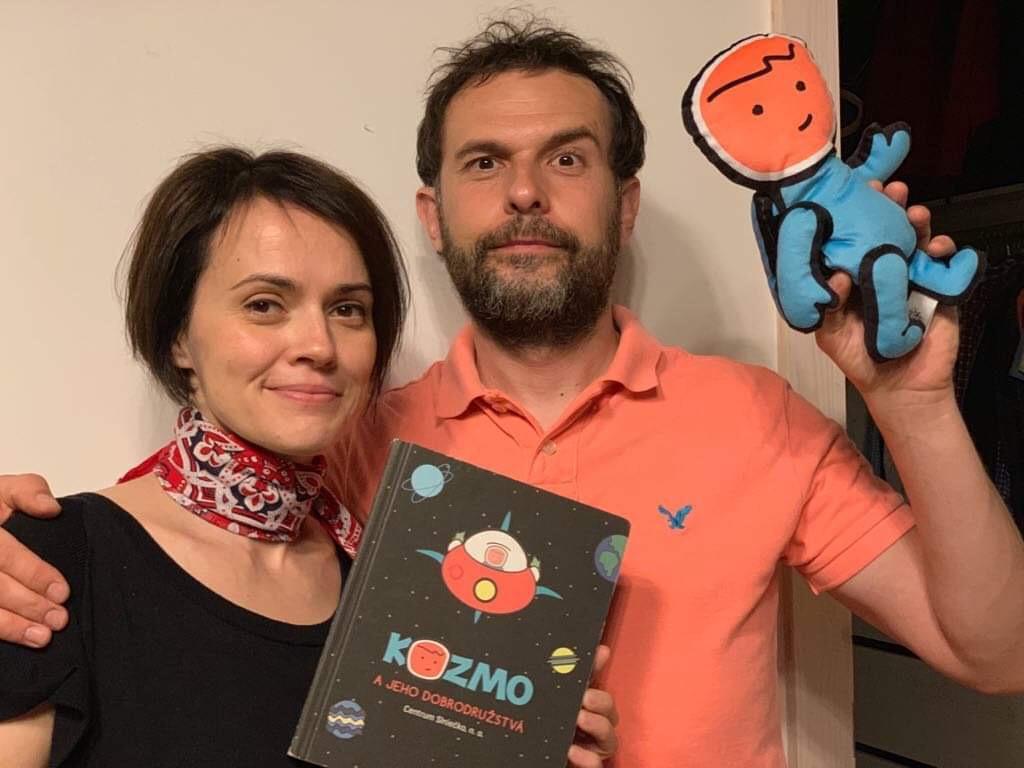 Divadlo pre deti: Adriana & Juraj Kemka: Kozmo