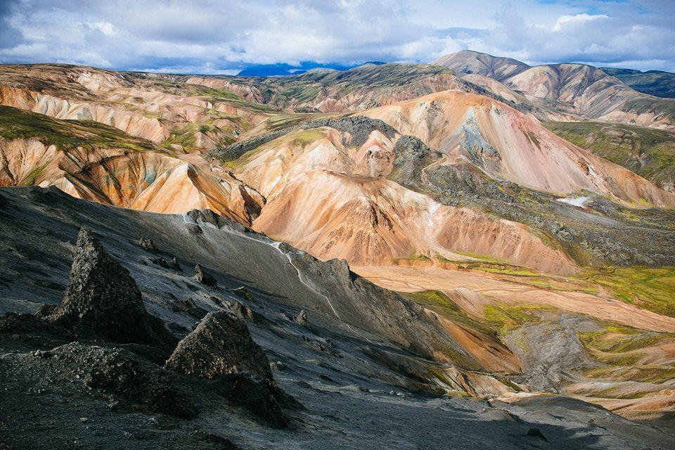 BUBO cestovanie: Island