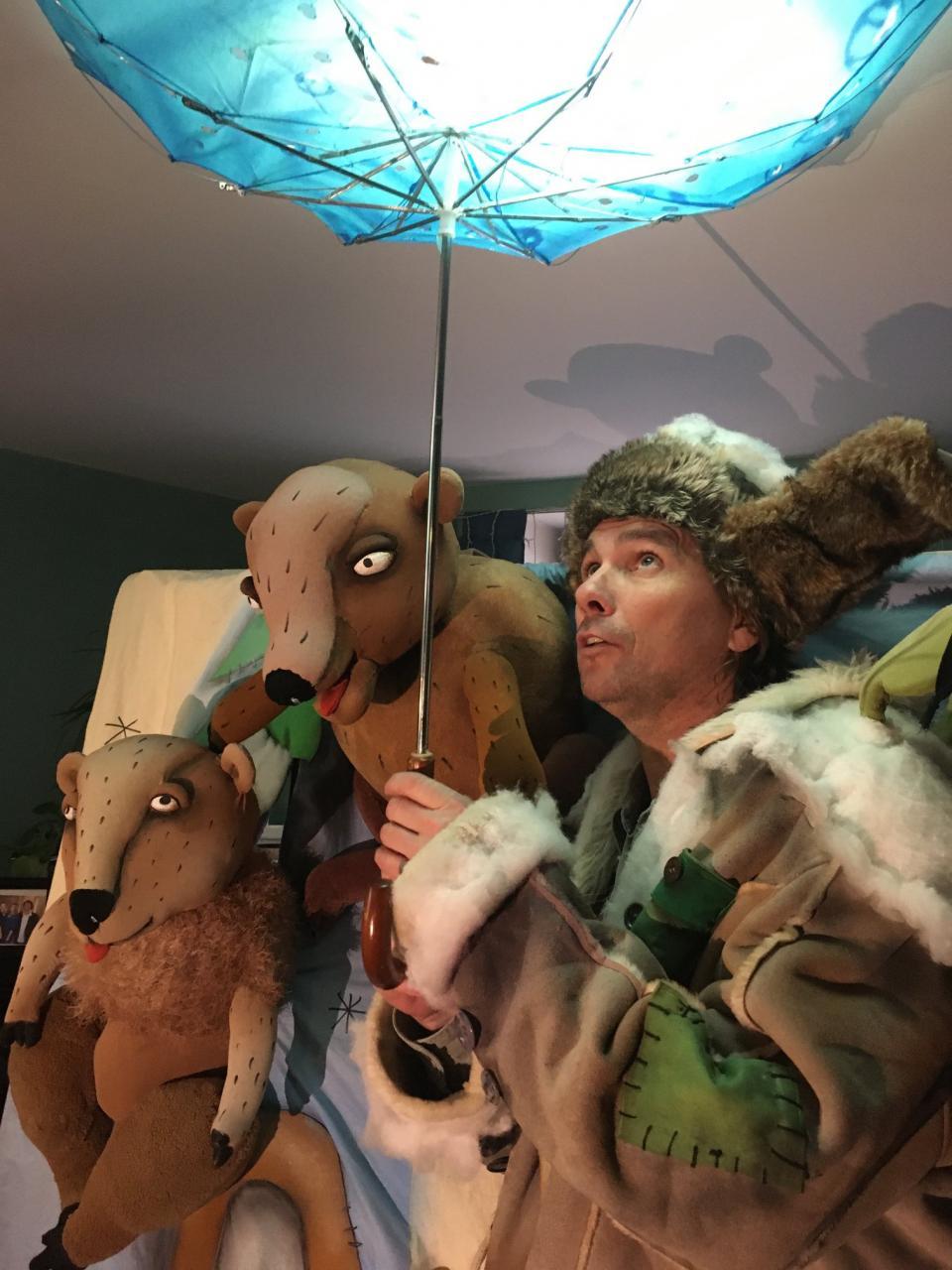 Divadlo pre deti: Medvede na ľade