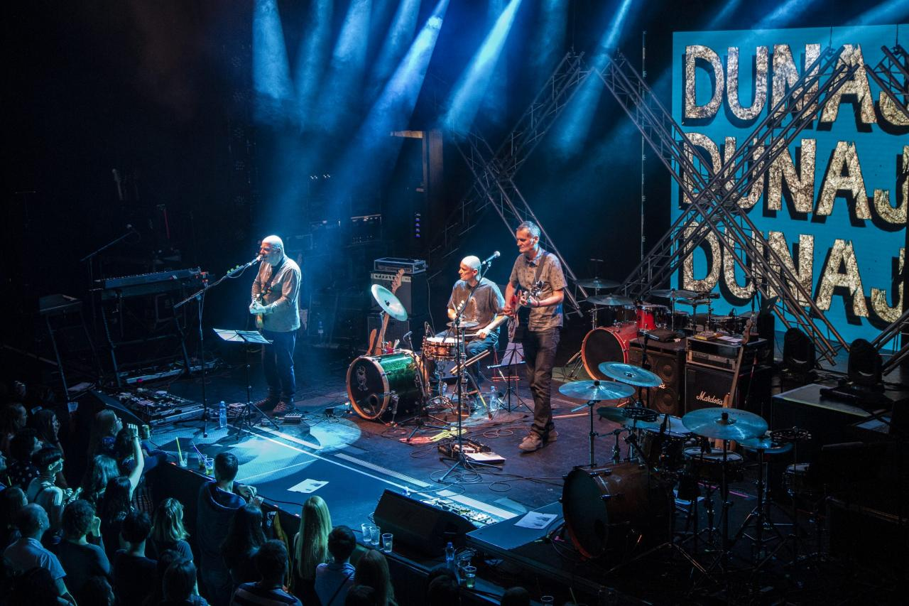 Koncert Dunaj & Tornádo Lue