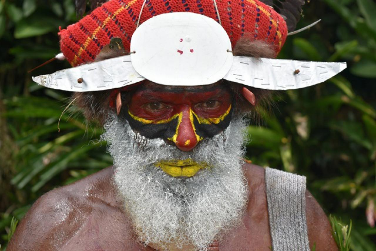 BUBO cestovanie: Papua Nová Guinea