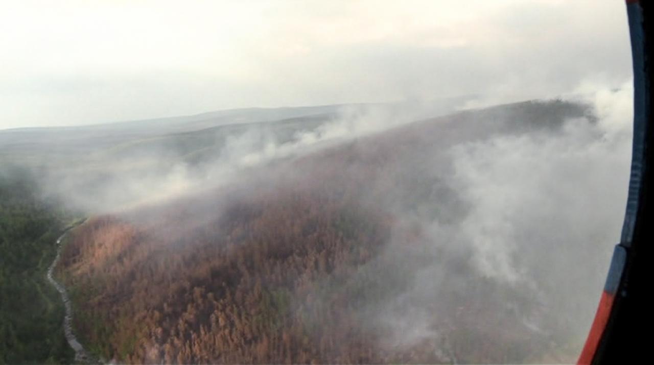 Sibír v plameňoch: Mohutné lesné požiare urýchlia topenie Arktídy a posilnia globálne oteplovanie