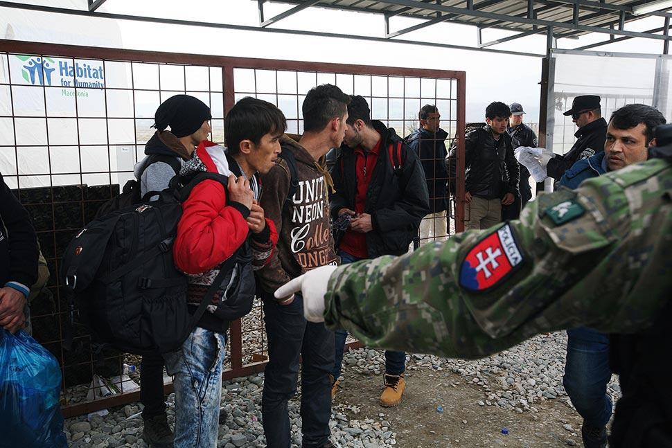 Najväčší utečenecký tábor? Grécko!