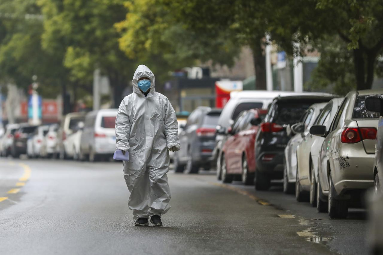 Smrtiaci vírus zmenil Wu-chan na mesto duchov. Fototéma z ohniska nákazy v Číne