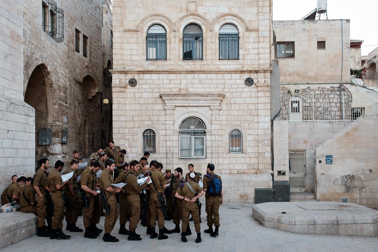 Izrael a Palestína: Mier bez nádeje