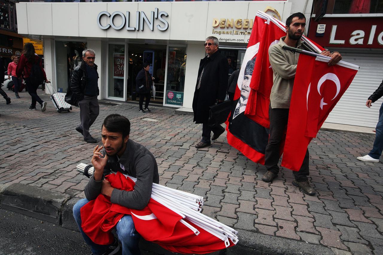 Turci volia. To isté