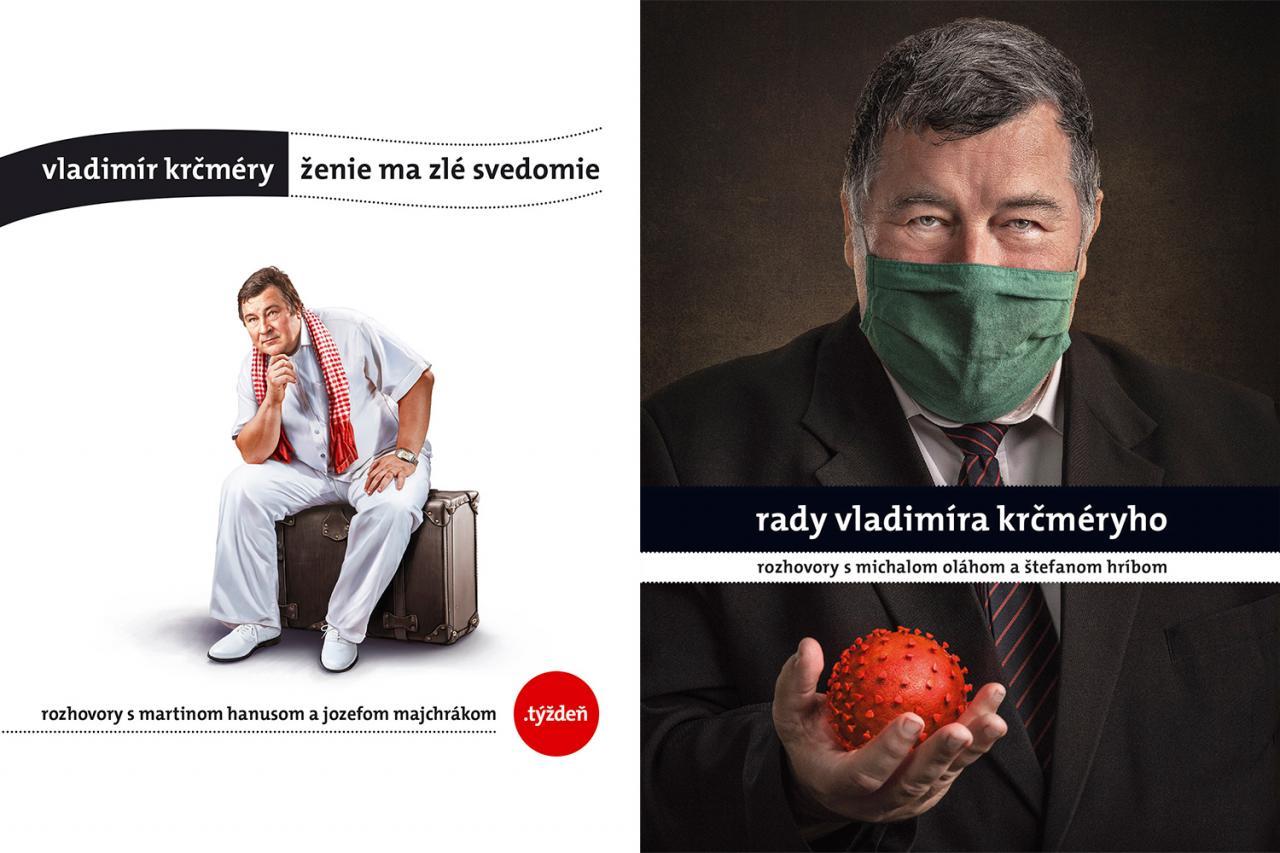 Letna zvýhodnená ponuka!!!!  Balík 2 kníh s Vladimírom Krčmérym
